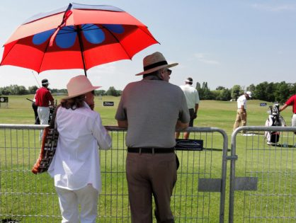 Golf Open France - Parapluie