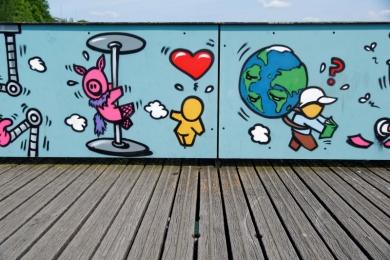 Jace - Pont des arts