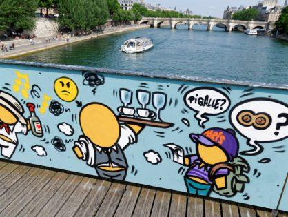 Jace - Ponts des arts